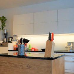 Küche weiß winkler