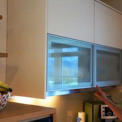 Oberkastl Küche elektrisch