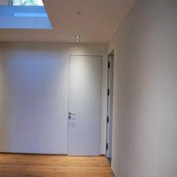 weiße holztüre ohne türstock Designtüre 2