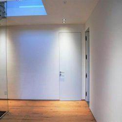weiße holztüre ohne türstock Designtüre 3