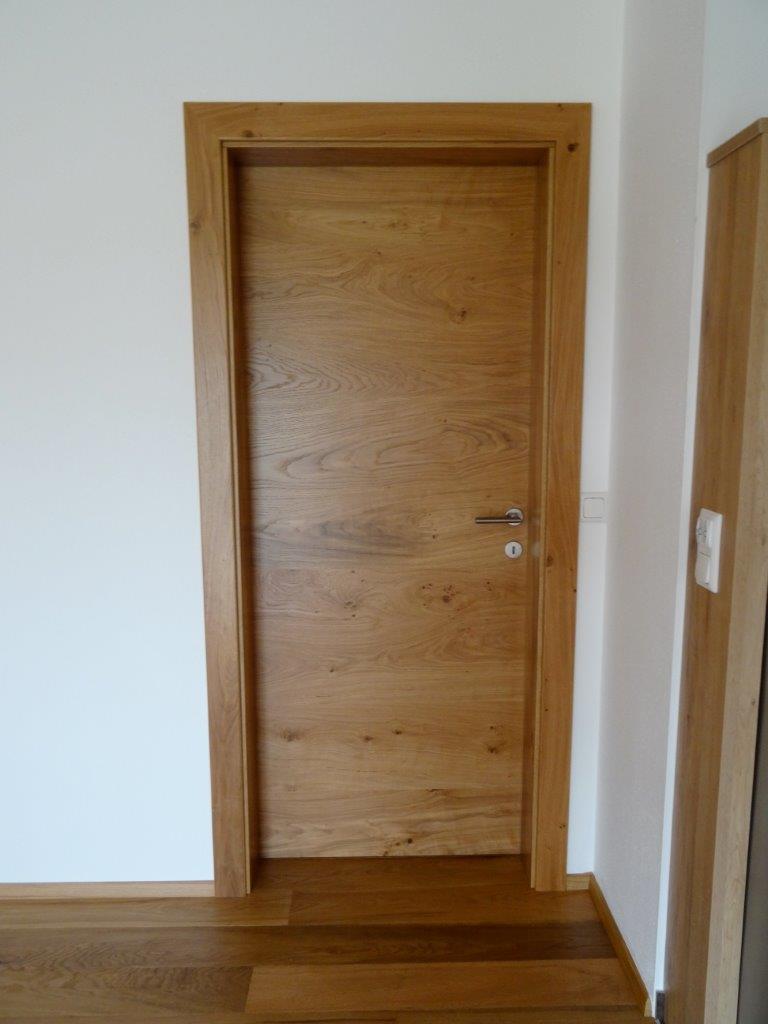 Vollbautüren Winkler Tischlerei Mondsee Türen Holztüren Salzburg